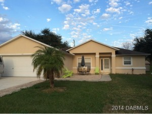 74 Spinnaker Cir, South Daytona Beach, FL. 3 bedroom 2 Bathroom