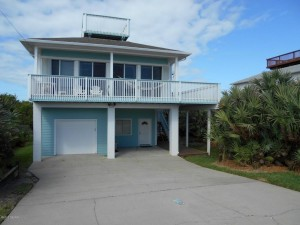 New Smyrna Beach ocean front home for sale 6250 S ATLANTIC Avenue