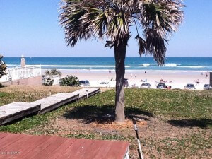 Oceanfront home for sale Daytona Beach
