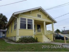 Daytona Beach Duplex For Sale. Live In One And Rent One.