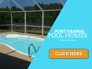 Homes For Sale Port Orange with Pool
