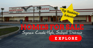 Homes For Sale In Port Orange Spruce Creek High School District