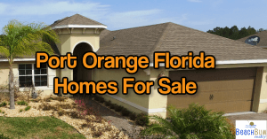 Port Orange Homes For sale:  3 Bedrooms, 2 Bathrooms