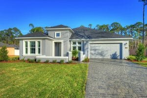 Winner of the Flagler County Parade of Homes competition Grand Award