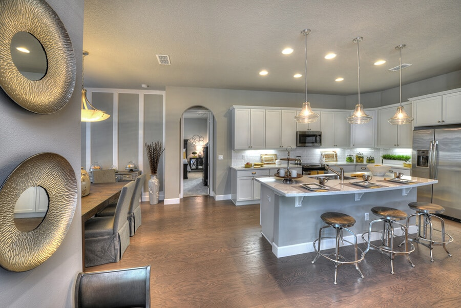 ICI Juliette Model Home -16 Emerson Palm Coast- kitchen
